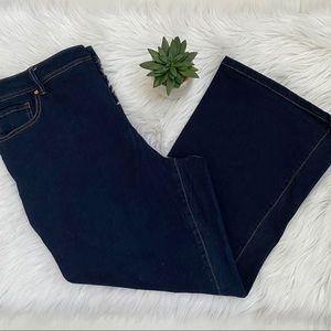 INC Bootcut Stretch Jeans Sz 20W